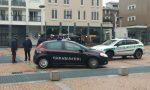 Lite con bastoni e catene in piazza a Seregno FOTO