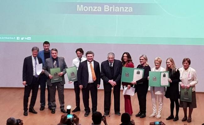 Negozi storici della Brianza premiati oggi a Palazzo Lombardia