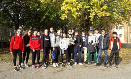 """Il """"Banfi"""" a Monza: sul podio alla campestre provinciale"""