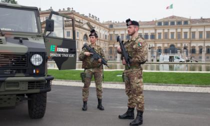 Arrivano altri venti militari a Monza e Brianza