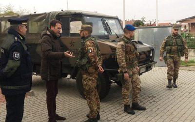 """Esercito nel Parco delle Groane, il Sindaco di Ceriano: """"Finalmente"""""""