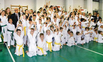 """I piccoli campioni della """"Shotokan Ryu"""" di scena a Concorezzo"""