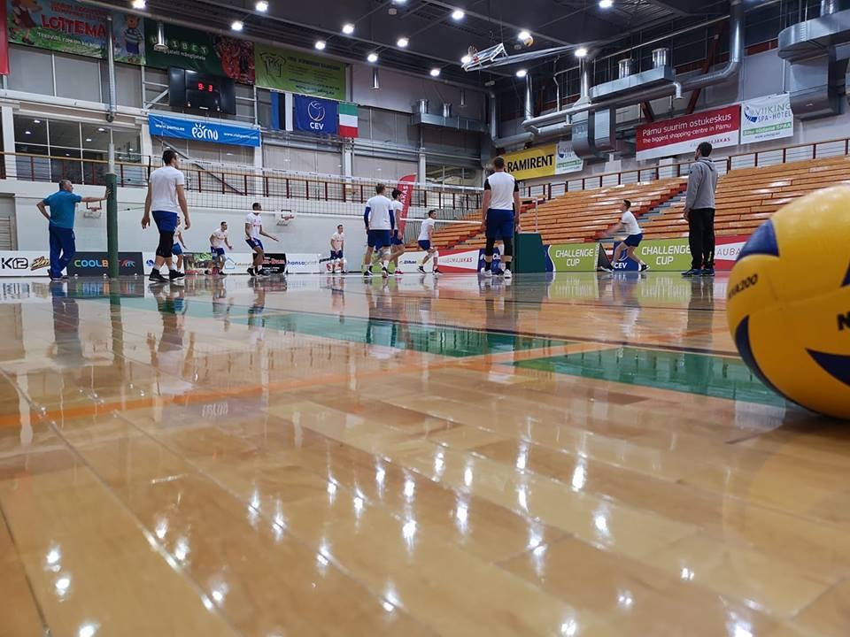 Pallavolo Vero Volley in trasferta in Estonia