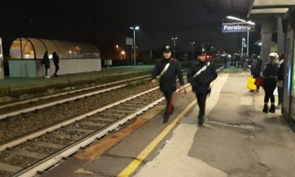 Ragazzo travolto e ucciso da un treno a Parabiago