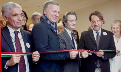 San Gerardo: inaugurati i nuovi spazi della terapia intensiva neonatale