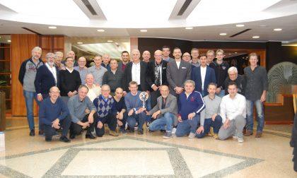 Il gruppo sportivo Trabattoni premia i suoi ciclisti migliori