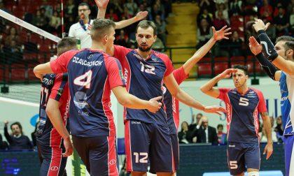Vero Volley-Trentino: che spettacolo!
