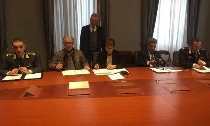 Controllo di vicinato sottoscritto l'accordo in Prefettura