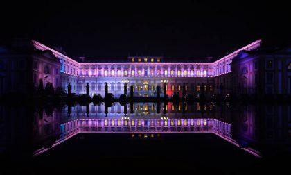 La Villa Reale di Monza si illumina di viola in occasione della Giornata Mondiale dell'Alzheimer 2021