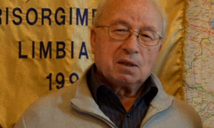 Anziani in lutto per lo storico presidente dell'associazione Risorgimento