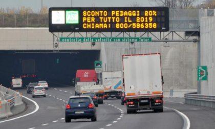 Rincaro autostrade nessuna stangata sulla Teem