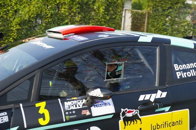 Monza Rally Show 2018, la prima prova speciale del campione Bonanomi VIDEO