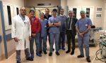Voluminoso gozzo cervicale asportato con chirurgia mini-invasiva