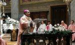 Busnago in festa per l'arrivo dell'Arcivescovo Mario Delpini VIDEO
