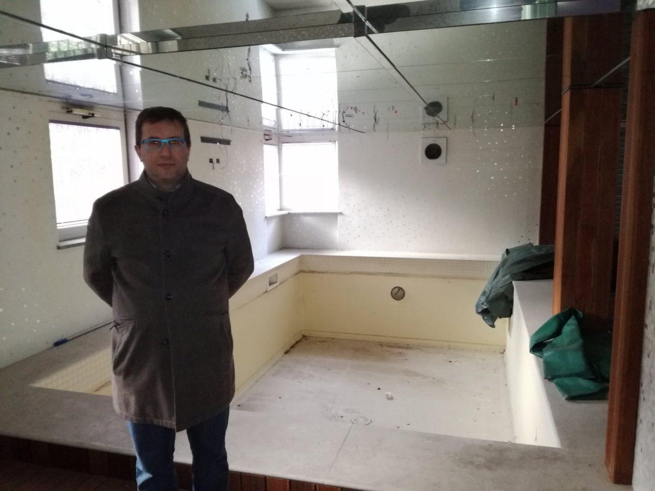Villa confiscata a Desio all'imprenditore Paolo Vivacqua