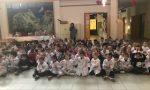 Giussano, festa di Natale all' asilo Aliprandi