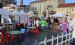 Tutti in piazza col mercatino e il villaggio di Babbo Natale