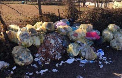 Fototrappole contro il continuo abbandono di rifiuti