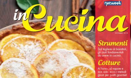 """Arriva """"in Cucina"""", magazine sul mangiare bene e sano"""