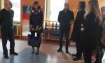 """Asilo di Varedo: in visita l'assessore regionale Piani """"Nessun calo di iscrizioni"""" INTERVISTA VIDEO"""