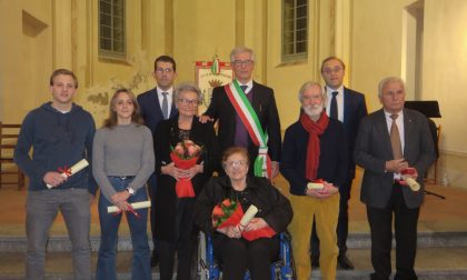 Civiche Benemerenze Città di Cesano: ecco i premiati