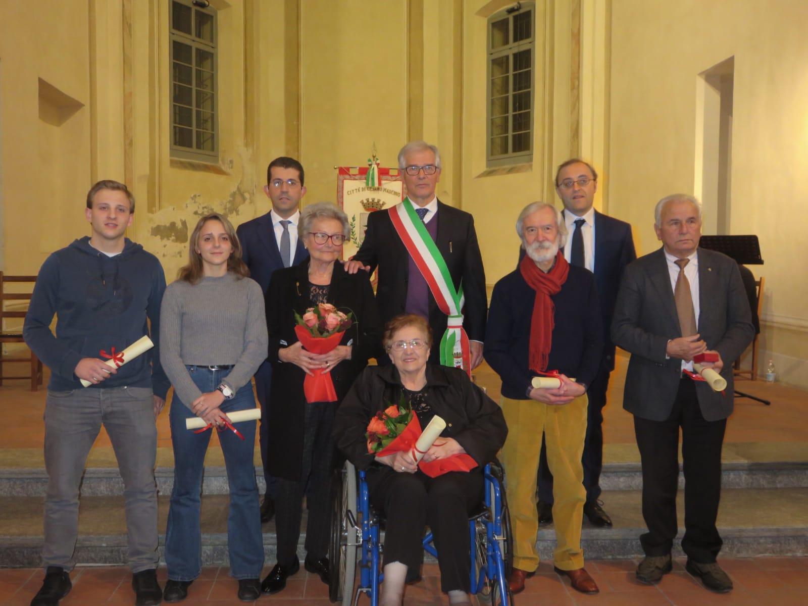 benemerenze città di Cesano