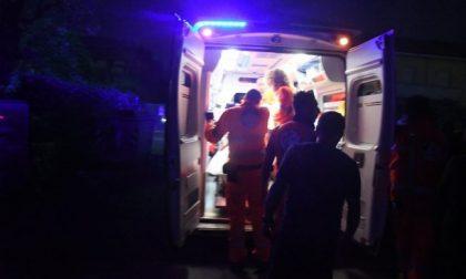 Grave incidente a Usmate, intossicazione a Monza SIRENE DI NOTTE