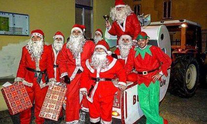 La squadra dei Babbo Natale ha colpito ancora… al cuore