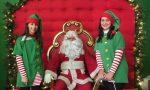 Il Babbo Natale del Maria Letizia Verga sta girando la Brianza