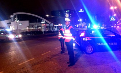 Controlli notturni dei Carabinieri: tre denunce e un arresto