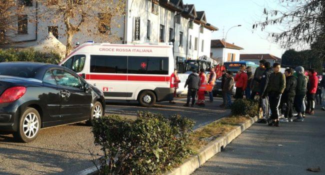 Incidente sulla Nazionale dei Giovi, arriva anche l&#8217&#x3B;elisoccorso  FOTO E VIDEO