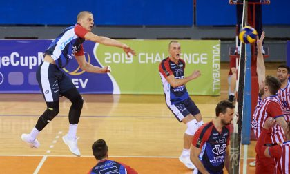 Vero Volley impeccabile a Belgrado