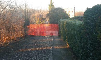 No alla ciclabile nel cortile, i condomini alzano le barricate