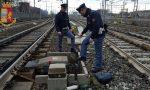Arrestato dopo la rapina sul treno