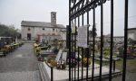 Cimitero di Usmate: il cancello sarà riparato a breve