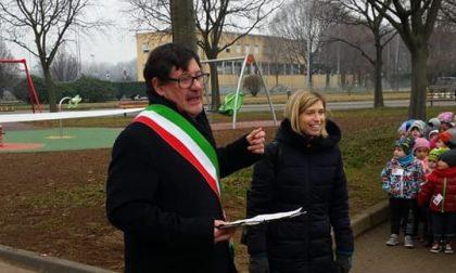 Inaugurato il parco giochi  inclusivo di Nova Milanese