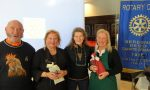 Il Rotary club ospita le  sorelle Landra