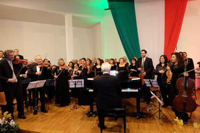 Grande successo per il concerto benefico Note in cielo per Donatella e Riccardo