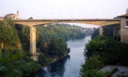 Il ponte sull'Adda non chiuderà al traffico per i lavori