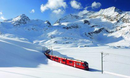 Treno rosso del Bernina, un viaggio da scoprire