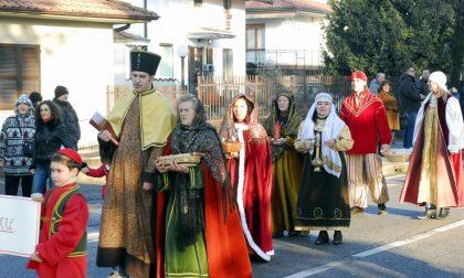 Domenica a Busnago il tradizionale corteo dei Magi