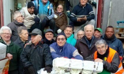 Volontari per le missioni: un container carico di… solidarietà