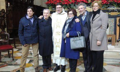 Vimercate: Alessandro è prete a 47 anni