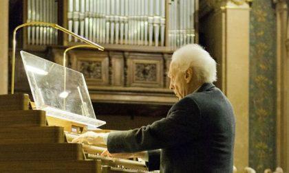 Villasanta: si è spento il maestro organista Jean Guillou