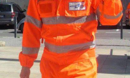 Giussano, volontario della Croce bianca in servizio a Panama