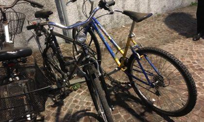 Riconosce la sua bici rubata e grazie alla Polizia se la riprende