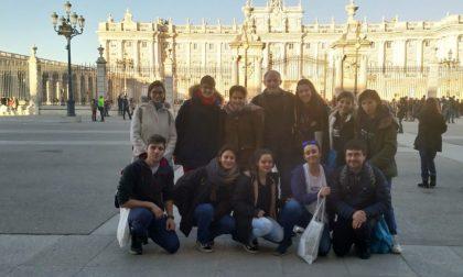 Vimercatesi a Madrid coi 15mila giovani di Taizé