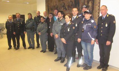 Polizia provinciale: report 2018 e premi agli agenti