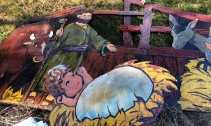 Follia Capodanno, distrutto presepe a Cristo Re
