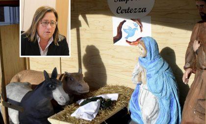 """Furto al presepe: Fratelli d'Italia """"riporta"""" Gesù bambino"""